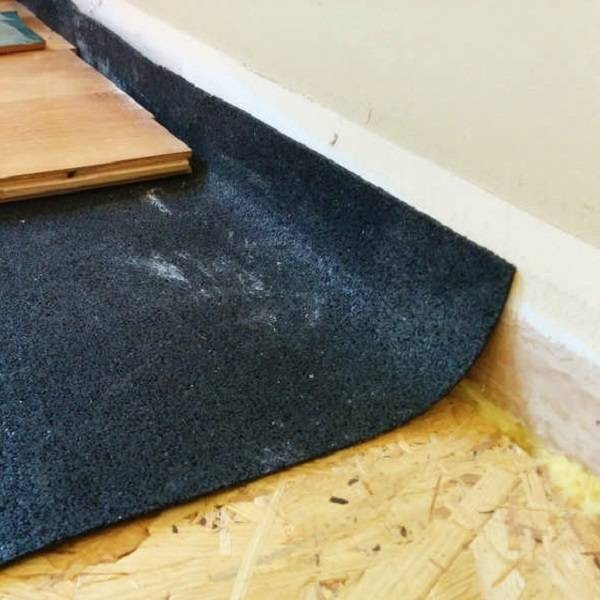 Sylpro Acoustic Underlay For Wood Parquet And Laminate