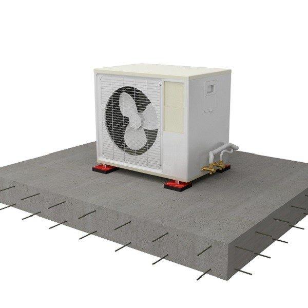 Anti Vibration pad for pumps