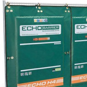 Echo Barrier Noise Screen