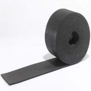 Isolation strip for walls