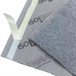 Isolgomma Grei High performance acoustic under screed insulation