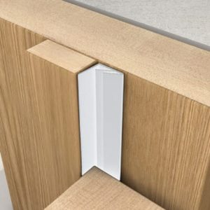 White Acoustic Door Seal