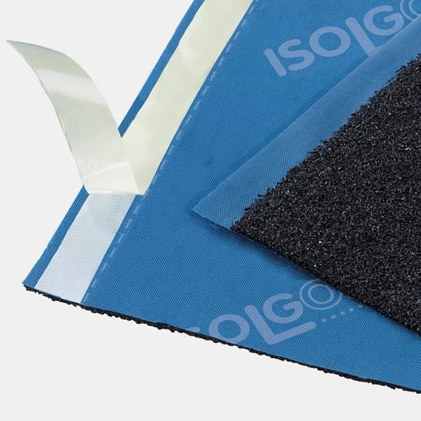 Isolgomma Roll 5 Acoustic Underscreed Sound Insulation
