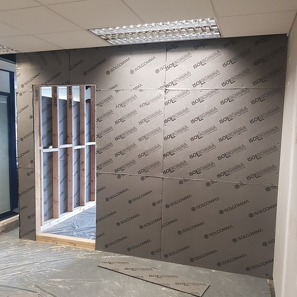 Mustwall_Stud Wall Soundproofing