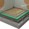 Grei Acoustic Floor Sound Insulation